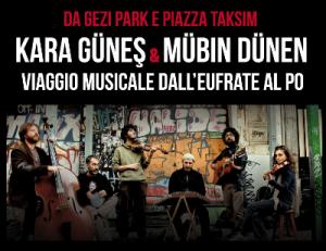Gezi Park e Piazza Taksim