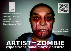 Artist = Zombie