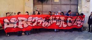Solidarietà al Municipio dei Beni Comuni