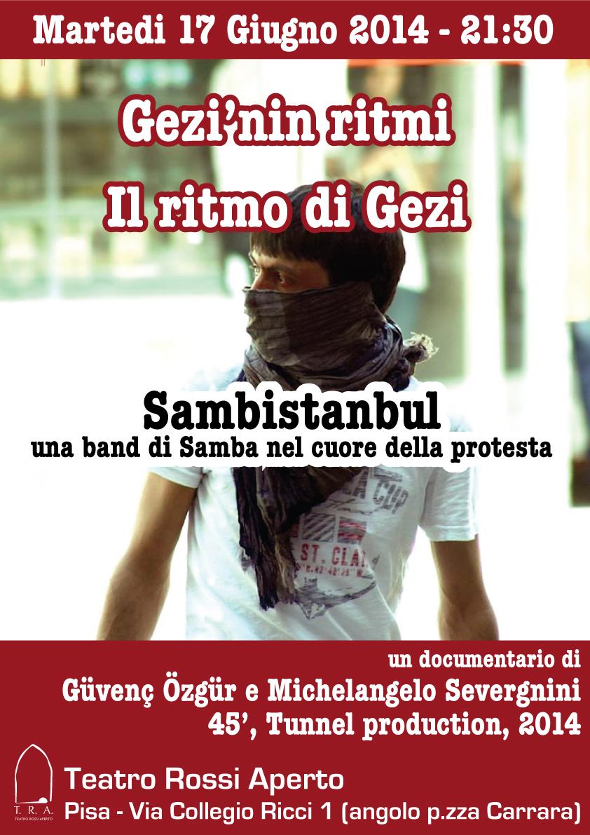 Il ritmo di Gezi