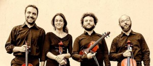 Quartetto Delfico e Alice Bisanti