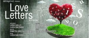 Love Letters – 18 ottobre 2014 ore 21:30
