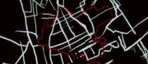 Il cartografo – Varsavia 1:400.000