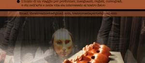 Seminario di Maschera Neutra: Prima del teatro, il silenzio