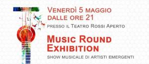 Fuori Aula – Music Round Exhibition