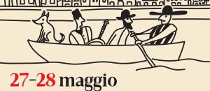 Tre Uomini in Barca (in Arno)