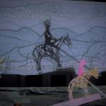 Il mistero della carovana senza cavalli