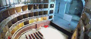 Teatro Rossi Aperto a 360°