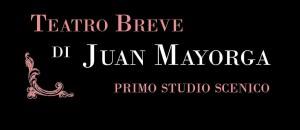 Teatro Breve di Juan Mayorga – primo studio scenico